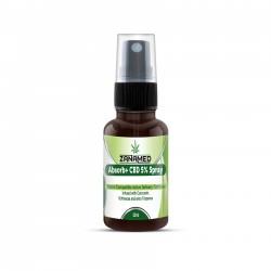 ZanaMed Absorb+ 5% CBD Spray (500mg CBD)