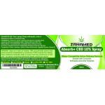 ZanaMed Absorb+ 10% CBD Spray
